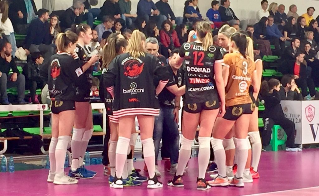 Time-out Perugia